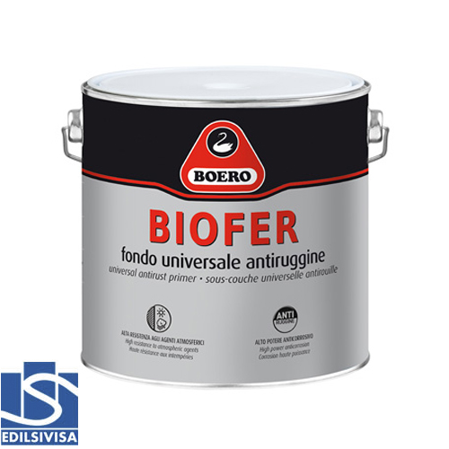 Boero biofer arancione lt 2 5 edilsivisa shop for Boero colori